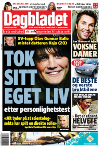 Blog 5 Dagbladet