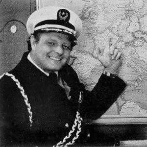 Captain Bill Robertson